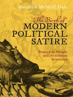 cover image of The Birth of Modern Political Satire