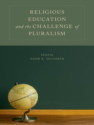 cover image of Religious Education and the Challenge of Pluralism