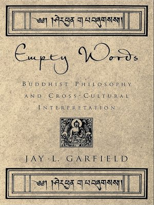 cover image of Empty Words