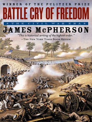 cover image of Battle Cry of Freedom