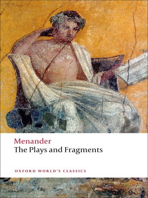 cover image of The Plays and Fragments