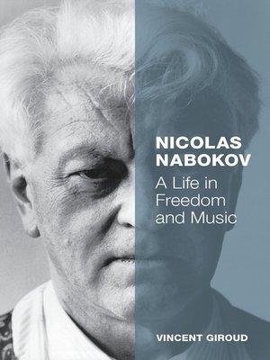 cover image of Nicolas Nabokov