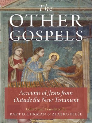 cover image of The Other Gospels