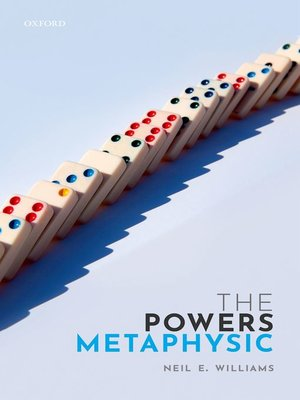 cover image of The Powers Metaphysic