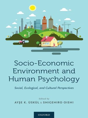 cover image of Socio-Economic Environment and Human Psychology