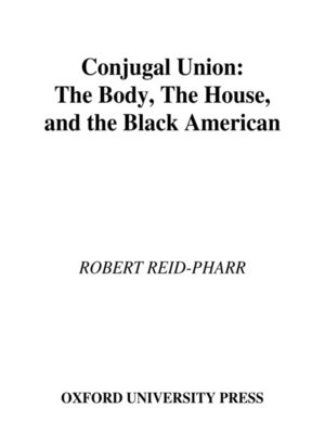 cover image of Conjugal Union