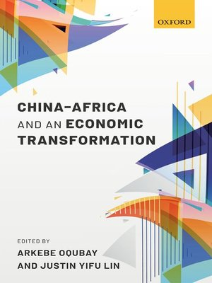 cover image of China-Africa and an Economic Transformation