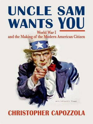 cover image of Uncle Sam Wants You