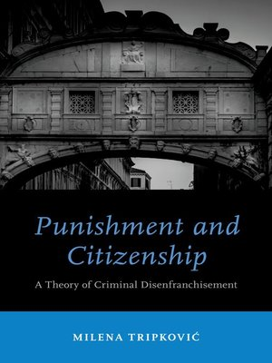 cover image of Punishment and Citizenship