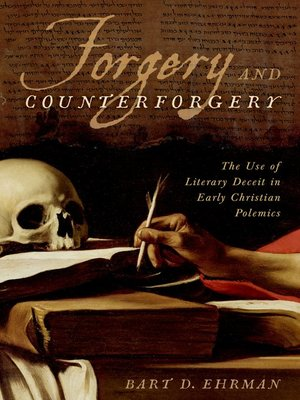 cover image of Forgery and Counterforgery