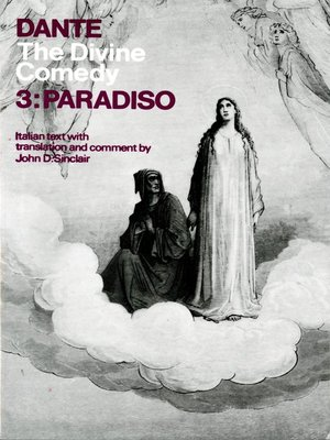 cover image of The Divine Comedy, Volume 3