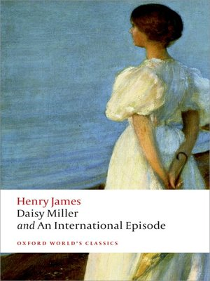 cover image of Daisy Miller and an International Episode