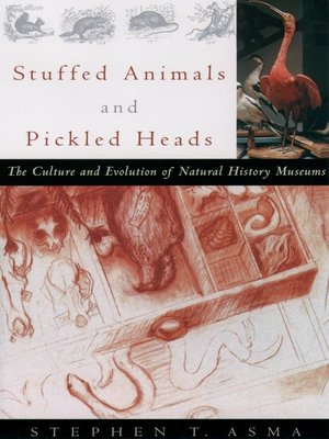 cover image of Stuffed Animals and Pickled Heads