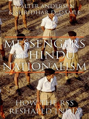 cover image of Messengers of Hindu Nationalism