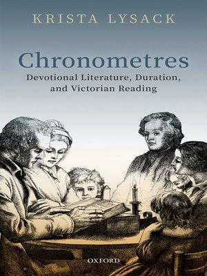 cover image of Chronometres