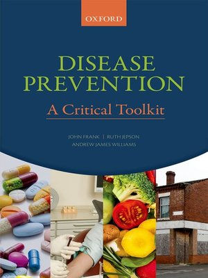 cover image of Disease Prevention