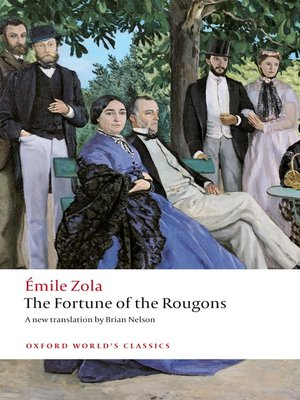 cover image of The Fortune of the Rougons
