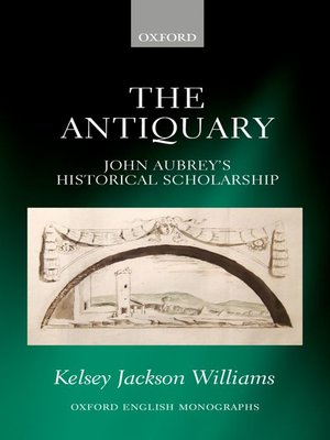 cover image of The Antiquary