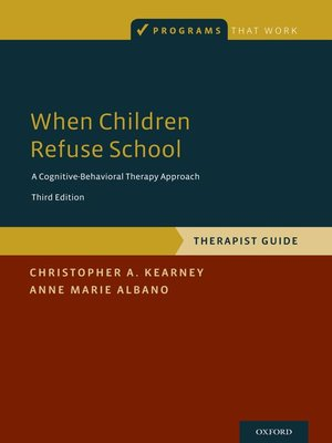 cover image of When Children Refuse School