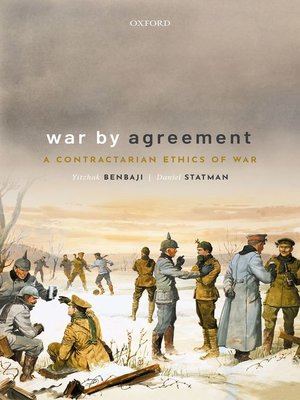 cover image of War by Agreement