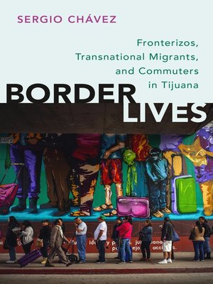 cover image of Border Lives