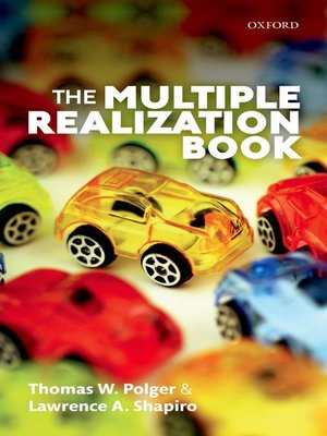 cover image of The Multiple Realization Book