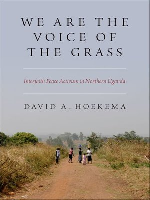 cover image of We Are the Voice of the Grass