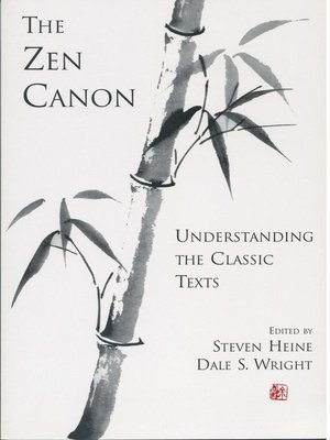 cover image of The Zen Canon