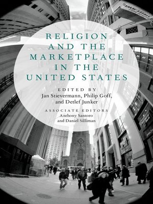 cover image of Religion and the Marketplace in the United States