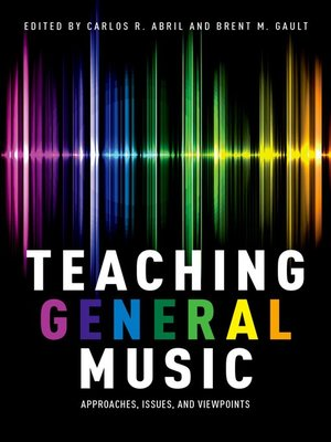 cover image of Teaching General Music