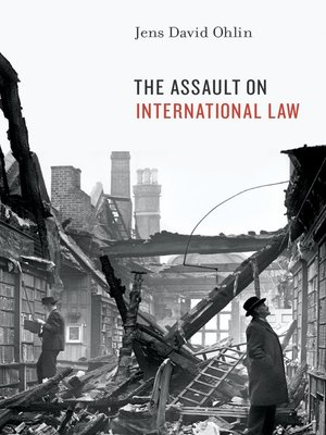 cover image of The Assault on International Law