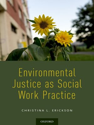 cover image of Environmental Justice as Social Work Practice