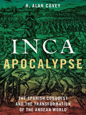 cover image of Inca Apocalypse
