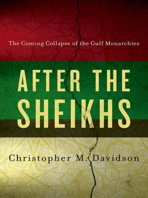 cover image of After the Sheikhs