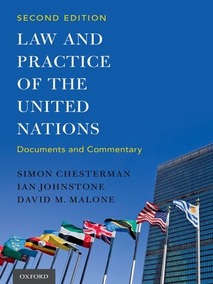 cover image of Law and Practice of the United Nations