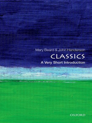 cover image of Classics