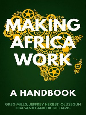 cover image of Making Africa Work