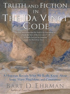 cover image of Truth and Fiction in the Da Vinci Code