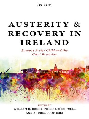 cover image of Austerity and Recovery in Ireland