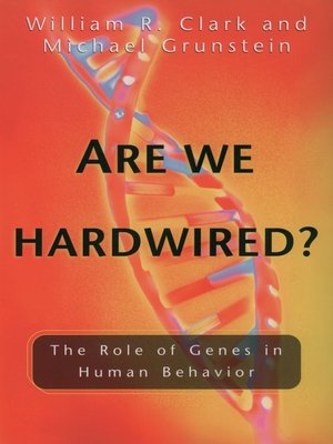 cover image of Are We Hardwired?
