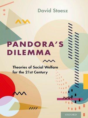 cover image of Pandora's Dilemma