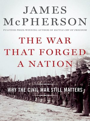 cover image of The War That Forged a Nation