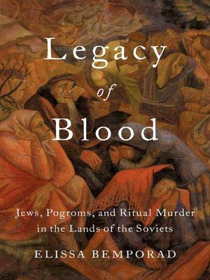 cover image of Legacy of Blood