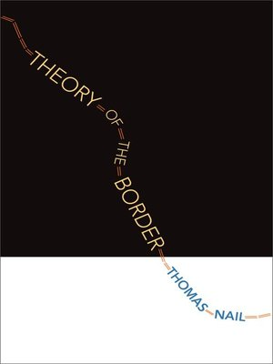 cover image of Theory of the Border