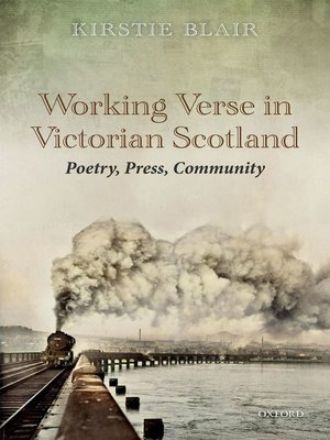 cover image of Working Verse in Victorian Scotland