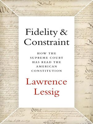 cover image of Fidelity & Constraint