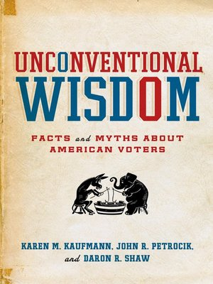 cover image of Unconventional Wisdom
