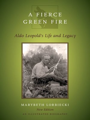 cover image of A Fierce Green Fire