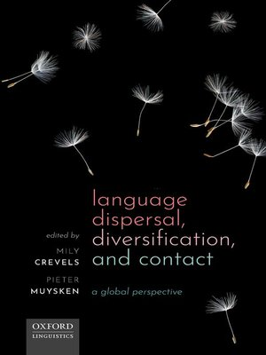 cover image of Language Dispersal, Diversification, and Contact