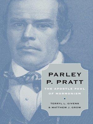 cover image of Parley P. Pratt